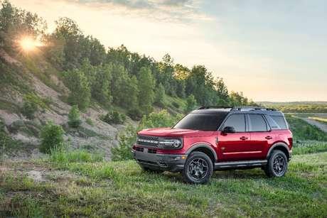 Ford Bronco Sport virá do México, país que tem livre comércio com o Brasil.