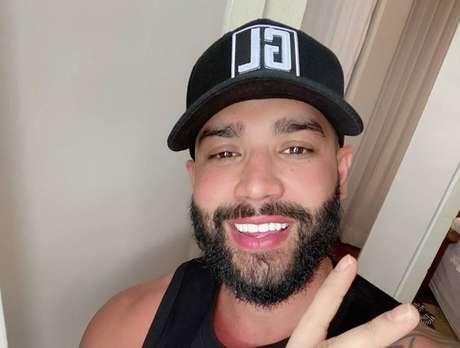 O cantor Gusttavo Lima falou sobre vídeo que mostra crianças assustadas com ele