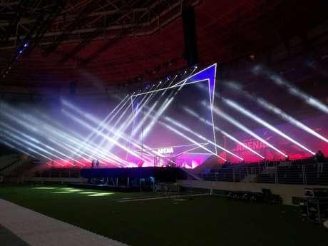 Arena Sessions receberá final da Liga dos Campeões no estilo Drive-in (Divulgação)