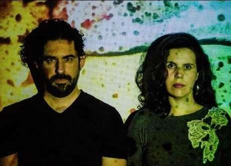 Marcelo e Sofia França do Sargaço Nightclub