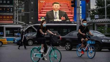 O presidente da China, Xi Jinping, recentemente pediu à população que pare de desperdiçar alimentos