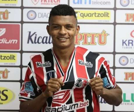 Divulgação/Santa Cruz