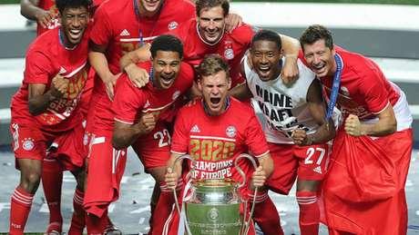 Bayern bateu o PSG por 1 a 0 e conquistou o hexa da Liga dos Campeões (Foto: AFP)