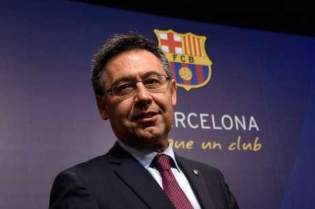Bartomeu foi criticado por ex-presidente do Barcelona, Joan Laporta(Foto: Lluis Gene / AFP)