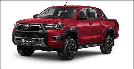 Toyota Hilux reestilizada na Tailândia: contagem regressiva para o Brasil.