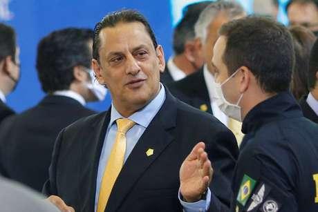 Frederick Wassef comparece a evento no Palácio do Planlato em junho 17/06/2020 REUTERS/Adriano Machado