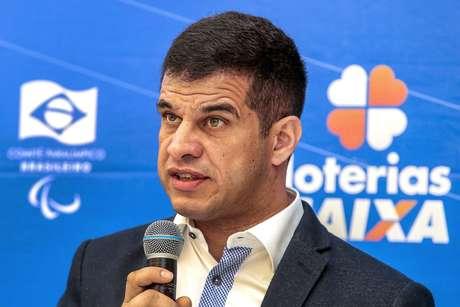 Presidente do Comitê Paralímpico Brasileiro, Mizael Conrado