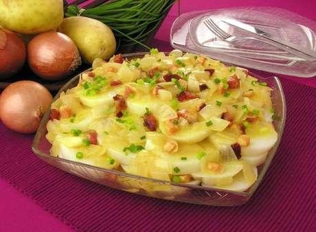 Guia da Cozinha - 7 versões de salada de batata que você precisa experimentar