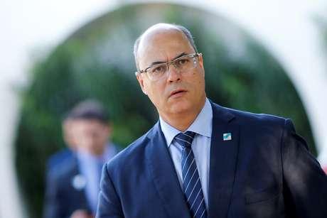 Governador do Rio de Janeiro, Wilson Witzel, em Brasília 08/05/2019 REUTERS/Adriano Machado