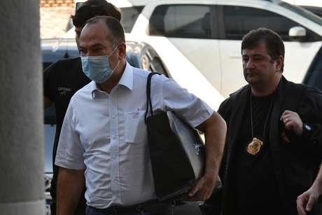 Pastor Everaldo foi preso na sexta-feira no Rio de Janeiro
