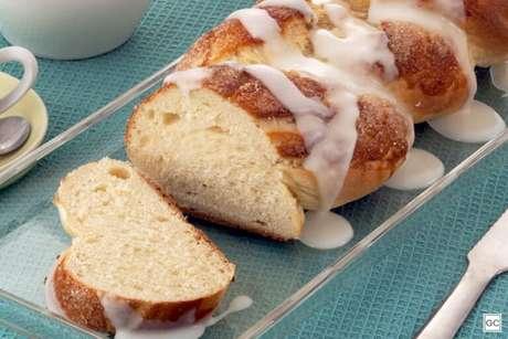 Guia da Cozinha - 7 receitas de pão trançado surpreendentes para o lanche da tarde