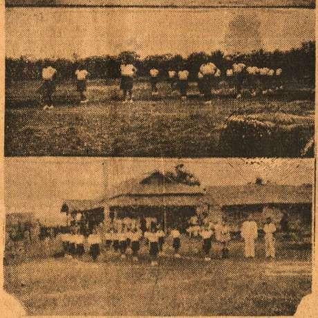 A rotina no campo de Tomé-Açu era de privações, apesar de não se comparar à dos campos nazistas