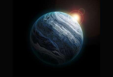 Urano vai retrógrado até janeiro de 2021