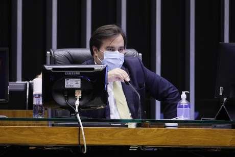 Rodrigo Maia afirmou que não é candidato a reeleição na Câmara