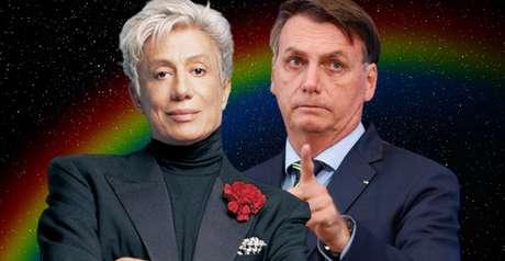 Bolsonaro já usou um aparte em deferência a Clodovil no plenário para rebater acusações de homofobia