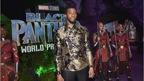 O filme do Pantera Negra foi um dos maiores sucessos da Marvel
