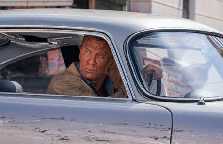 Novo trailer de '007: Sem Tempo para Morrer' chega com cenas de ação e novos veículos