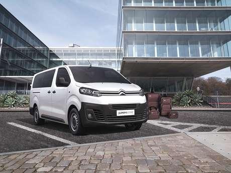 Citroën Jumpy Vitré: novidade no setor de furgões com o crescimento do comércio eletrônico.