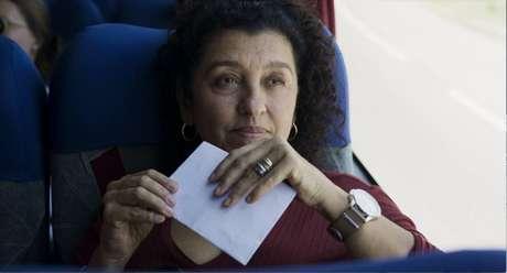Regina Casé no filme 'Três Verões'.