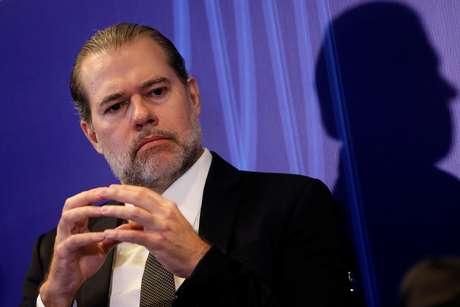 Presidente do STF, Dias Toffoli, em Brasília 10/12/2019 REUTERS/Adriano Machado