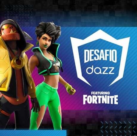 Dazz, marca de soluções tecnológicas, organizou seu primeiro campeonato de Fortnite (Imagem: Divulgação)