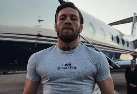 McGregor é o único nome do MMA presenta na lista da Forbes (Foto: Reprodução/Instagram/@thenotoriousmma)