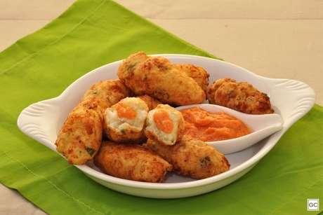 Guia da Cozinha - 5 petiscos deliciosos para fazer com peixes