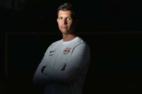 Maurício Barbieri foi oficializado como novo técnico do Red Bull Bragantino (Foto: Divulgação/Red Bull Bragantino)