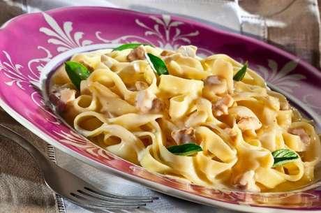 Guia da Cozinha - 7 maneiras diferentes de inovar no seu Fettuccine