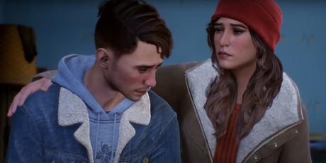 Mesmo separados por tanto tempo, laço entre Tyler e Alyson continua forte