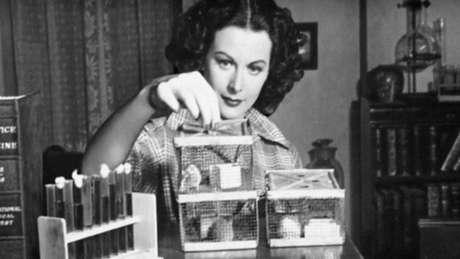 Além de atriz, Hedy Lamarr desenvolveu tecnologias úteis até hoje