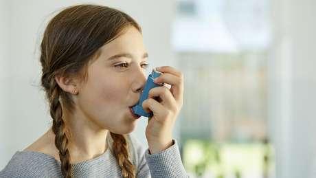 Mais de 300 milhões de pessoas sofrem de asma no mundo