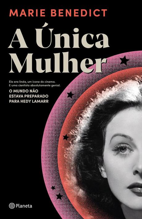 Novo livro romanceia a história de Lamarr