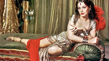 Bem-sucedida em Hollywood, Lamarr também foi uma prolífica inventora