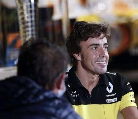 Fernando Alonso vai voltar à F1 para defender a Renault, ou Alpine, em 2021