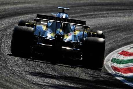O amarelo e preto da Renault se despede da F1 ao fim de 2020