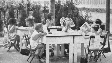 Experiências de ensino ao ar livre na Europa a partir de 1904 inspiraram Escola de Aplicação ao Ar Livre (EAAL), que funcionou no Parque da Água Branca, zona oeste de São Paulo, entre 1939 e os anos 1950
