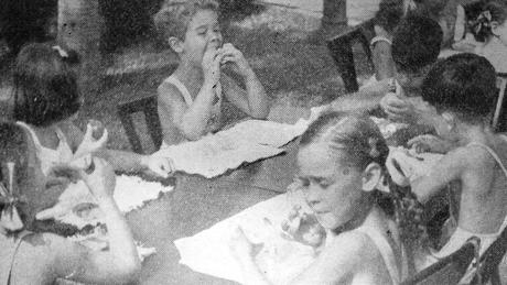 Escolas ao ar livre do início do século 20 já foram chamadas de um 'cometa médico-pedagógico', que acabaram quase desaparecendo nas décadas de 1950 e 60