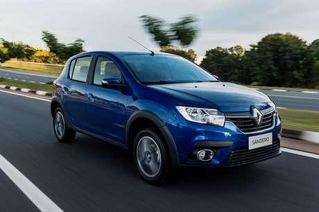 Renault Sandero: fim do câmbio CVT e apenas 651 vendas em fevereiro.