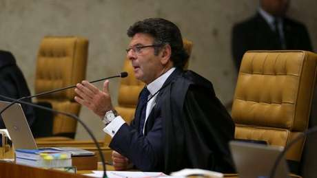 Ministro Luiz Fux assume a presidência do STF a partir desta semana