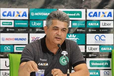 Ney Franco teve o Goiás como seu último trabalho no futebol-(LIAMARA POLLI/AM Press)