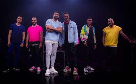 Dilsinho e Sorriso Maroto fazem show juntos na sexta (11)