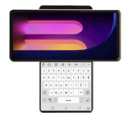 """O LG Wing terá duas telas touchscreen, uma de 6,8 polegadas e a outra de 4 polegadas, formando um design em """"T"""""""