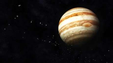 Júpiter começa o movimento direto em Capricórnio
