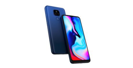 O novo Motorola E7 Plus