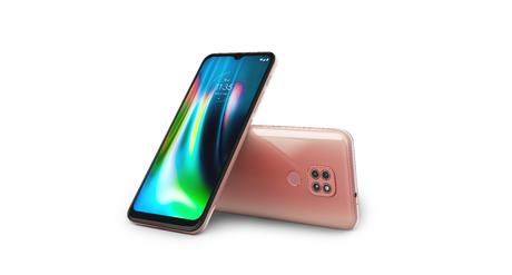 O novo Motorola G9 Play