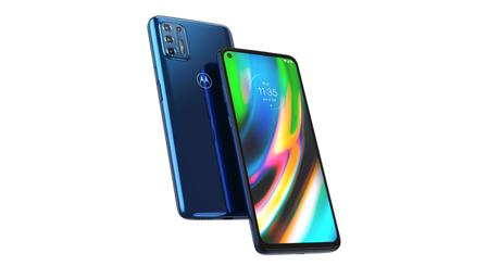 O novo Motorola G9 Plus