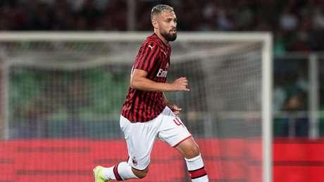 Desde que chegou ao Milan vindo do Flamengo, Léo Duarte entrou em campo em apenas seis partidas (Divulgação/Twitter MIlan)