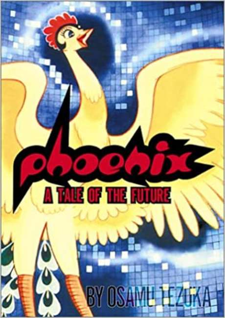'Phoenix: A Tale of the Future', de Ozama Tezuka