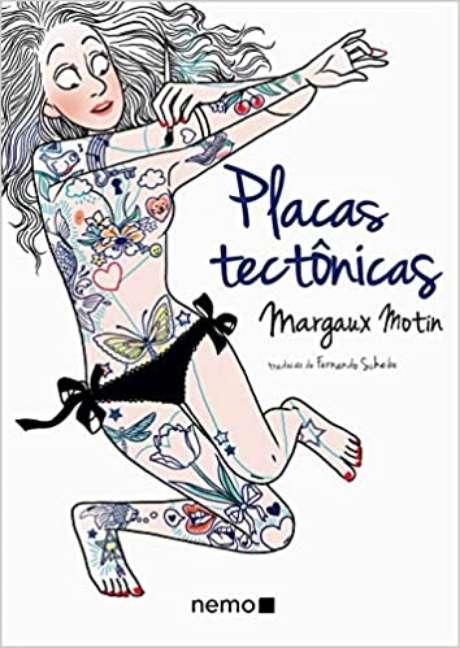 'Placas Tectônicas', de Margaux Motin e Fernando Scheibe